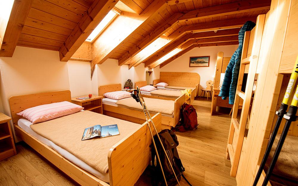 Zimmer Und Bettenlager Im Weltnaturerbe Unesco Erholsamer Schlaf